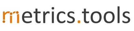 Logo Metrics Tools
